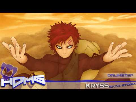 [DRUMSTEP] Kryss - Sand Storm