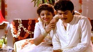 Evandi Aavida Vachindi Movie || Harish & Rambha Firstnight Scene || Harish, Rambha