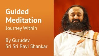 Journey Within - Guided meditation -  Sri Sri Ravi Shankar