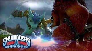 Official Skylanders Trap Team: