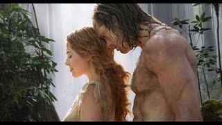 The Legend of Tarzan Movie Trailer