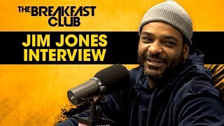 Jim Jones Talks Dipset Reunion, Has A Message For Mase