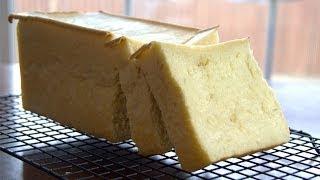 白麵包吐司食譜 HOMEMADE WHITE BREAD/SANDWICH BREAD RECIPE