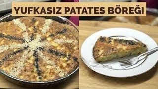 Yufkasız Patates Böreği - Naciye Kesici - Yemek Tarifleri