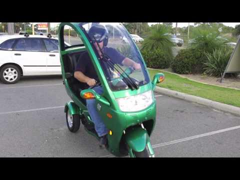 Xingmotors 3 wheeler