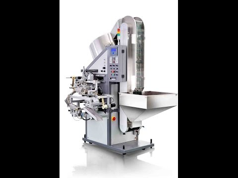 Automatic Hot Stamping Machine for Wine Bottle Lid,Automatic Side Rolling Foil Stamping Equipment
