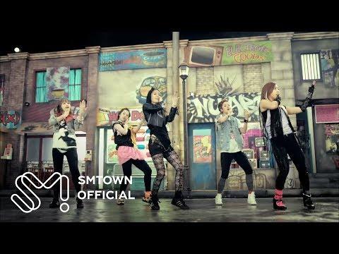 에프엑스 f(x)_NU ABO(NU 예삐오)_MusicVideo