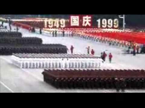 EL DESFILE PERFECTO CHINA