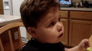 I don't like you Mommy - Cookies Kid