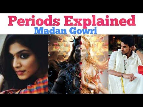 Xxx Mp4 Periods Explained Tamil Madan Gowri MG 3gp Sex