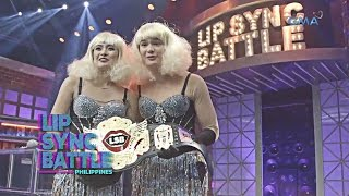 Ruru Madrid and Gabbi Garcia's Winner Moment   Lip Sync Battle Philippines