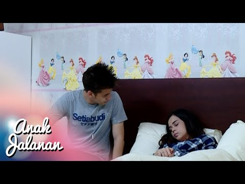 Lucu Banget Adriana Mimpi Boy Jadi Suaminya [Anak Jalanan] [4 Feb 2016]