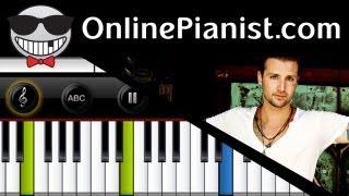 Secondhand Serenade - Fall For You - Piano Tutorial