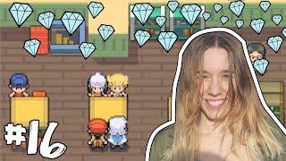 ¿FÁCIL? O tal vez...: Pokémon Diamante HARDLOCKE Gameplay Español Ep 16