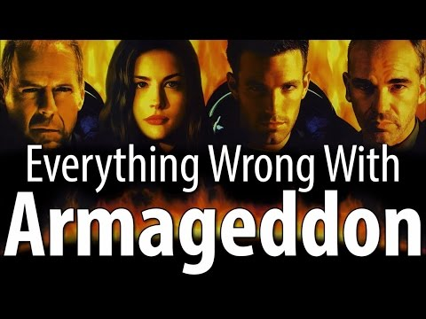 Xxx Mp4 Everything Wrong With Armageddon In 14 Minutes Or Less 3gp Sex