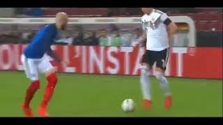 Germany vs France 2 2   All Goals & Highlights   14 11 2017