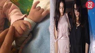 Karan Johar Shares His Babies Roohi-Yash