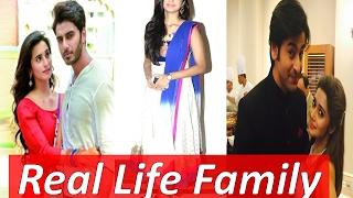 Real Life Family of Jaana Na Dil Se Door Actors