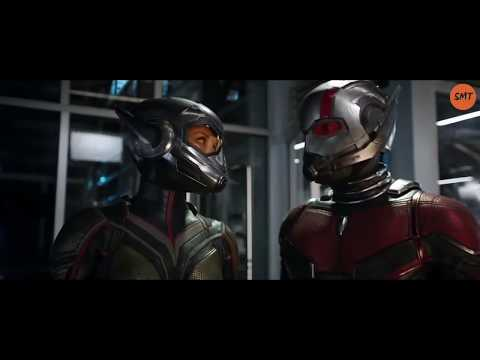 Xxx Mp4 ANT MAN AND THE WASP Trailer 2018 HD 3gp Sex