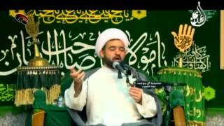 الشيخ عبد الرضا معاش - القناعة
