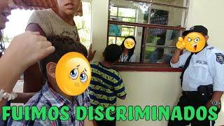 Fuimos tratatos como extranjeros en El Castillo San Felipe. Nos sentimos discriminados 😟. Parte 35