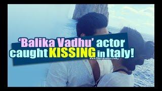 'Balika Vadhu' actor Ruslaan Mumtaz and wife Nirali Mehta's HOT KISS in Italy
