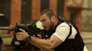 Den of Thieves(2018) - Final Gun Fight with police - Movie Cube