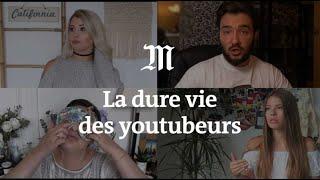 La dure vie des youtubeurs