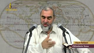 Zalim olmak için firavun olmaya gerek yok - Nureddin Yıldız