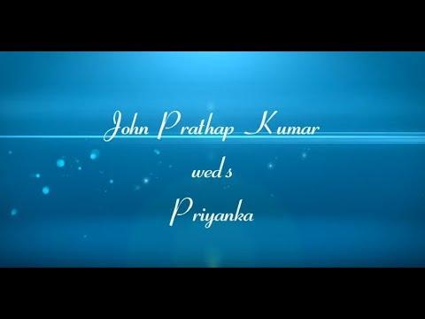 John and Priyanka wedding celebration highlights