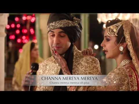 Xxx Mp4 CHANNA MEREYA Ae Dil Hai Mushkil LYRICAL SONG STORY COKE STUDIO Arijit Singh 3gp Sex