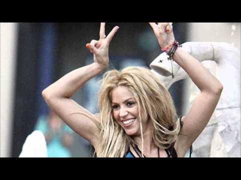 Shakira - Gordita ft Calle 13 (Official 2010)(HD)
