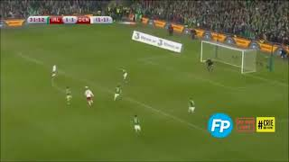 Republic of Ireland vs Denmark 1-5   Highlights & Goals    Word Cup Play OFF  14 11 2017
