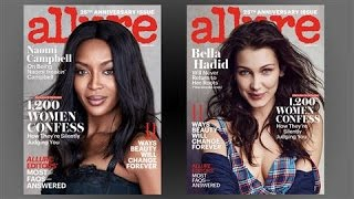 Allure Turns 25, With Eye on Trends and the Future
