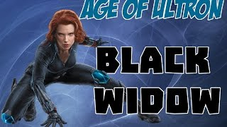 Marvel Avengers Alliance: Black Widow - Age of Ultron Alternate Costume