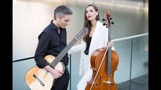 Kravets & Kassung: Cello & Gitarre - Crowdfunding Projekt