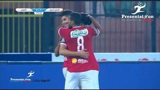 أهداف مباراة الإنتاج الحربي 1 - 2 الأهلي | الجولة الـ 9 الدوري المصري