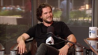 """Kit Harington of """"Game of Thrones"""" Joins The RE Show in Studio - 7/11/17"""