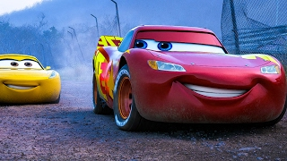 CARS 3 All Trailer + Movie Clips (2017)