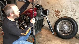 HowTo: Replace Fork Springs on an Indian Scout