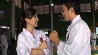 Aikido on VTV3 [Suc song moi]