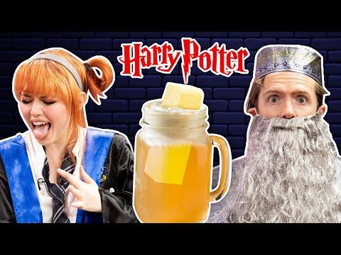 Muggles Try Wizard Food Eat It or Yeet It 24