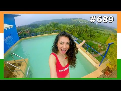 PERFECT GOA TRIP START INDIA DAY 689  | TRAVEL VLOG IV