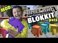 Download Video Minecraft: Blokkit Pets Mod - Mike & Dad Adventure (Showcase Fun!) 3GP MP4 FLV