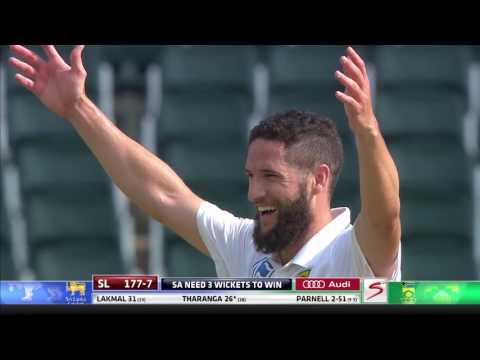 South Africa vs Sri Lanka - 3rd Test -  Day 3 - Session 3 Highlights