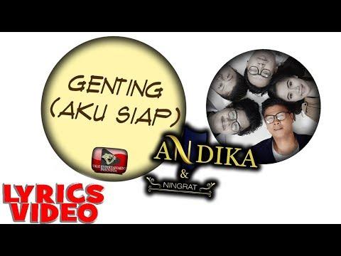 Andika Kangen Band D Ningrat Genting Aku Siap Official Lyrics Video