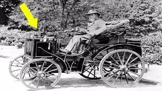 أول سيارة في العالم FIRST CAR IN THE WORLD | Karl Benz First Car