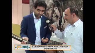 RETAY ARMS -AV TV-5. ULUSLARARASI iSTANBUL AV SiLAH ve DOGA SPORLARI FUAR