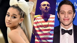 Ariana Grande MOVES On With New Man After Mac Miller DUI!