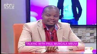 How I Landed A Role In XYZ~Mung'ala Mbuvi